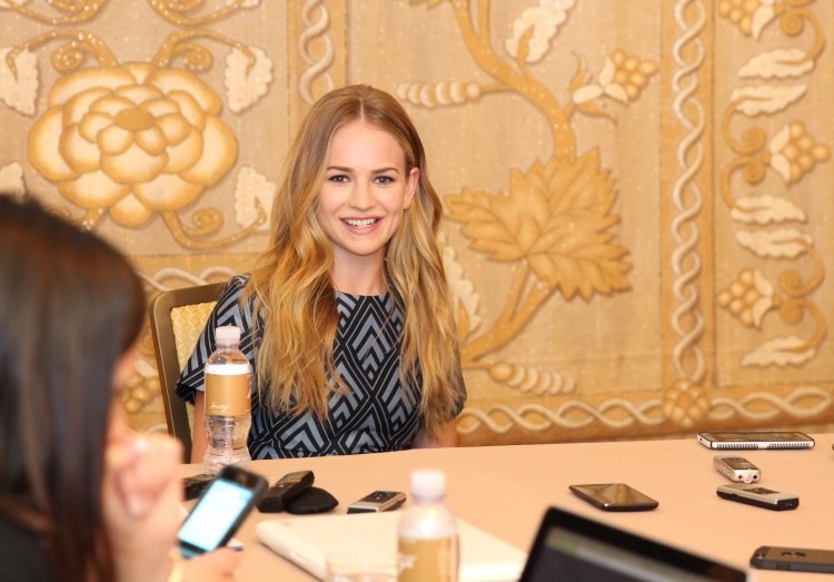 Getting to Know Britt Robertson and Casey from Tomorrowland #TomorrowlandEvent