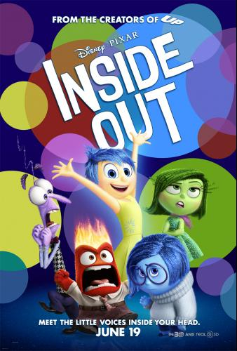 I will not miss Inside Out!
