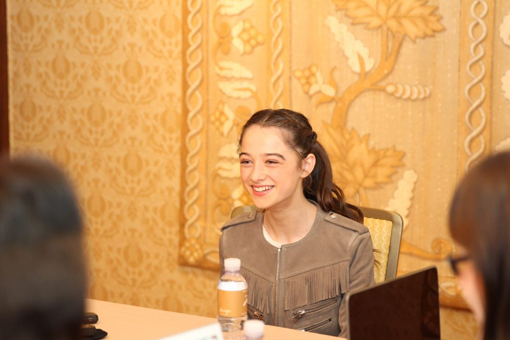 Dream and Drive Into Tomorrowland With Raffey Cassidy Exclusive Interview