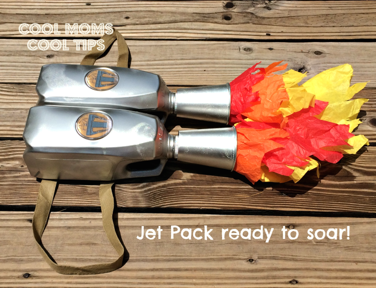 Jet Pack DIY Inspired by Tomorrowland-a Disney Movie #Tomorrowland #TomorrowlandEvent