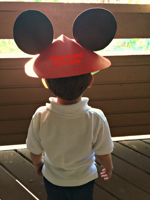 mickey-lantern-mickey-asian-hat-done-cool-moms-cool-tips #DisneySide -chinese-new-year-Celebration