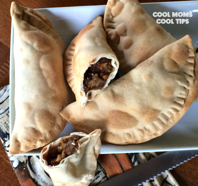 Cheesy Beef Empanadas in a Flash Recipe