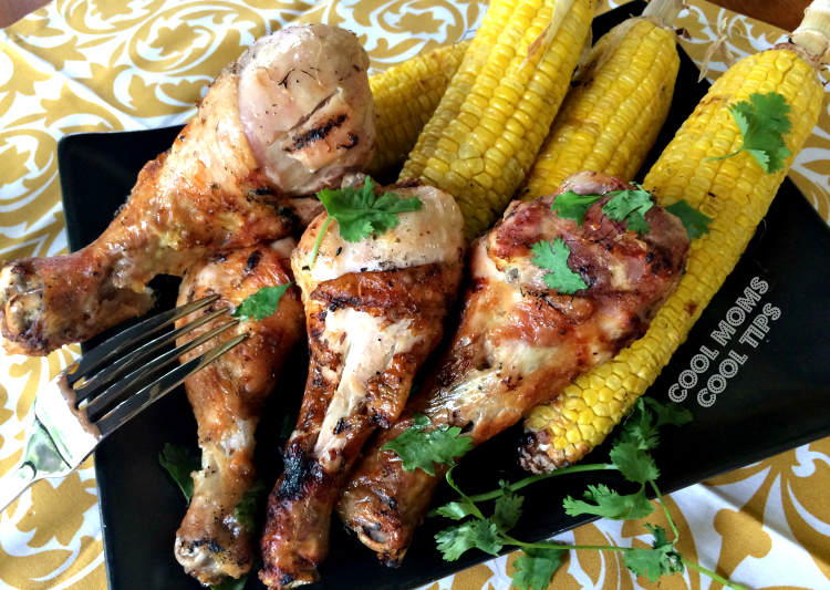 Pollo en Mojo Cubano Para Un Asado con Sabor Caribeño