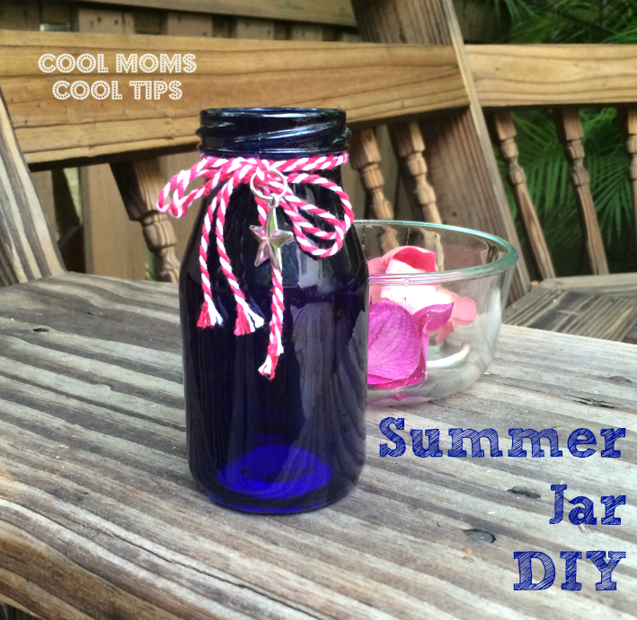 Summer Jar DIY