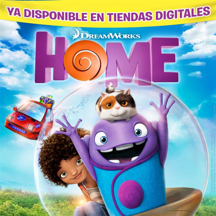 All The Boov Fun with Home Blu-ray and DVD Giveaway