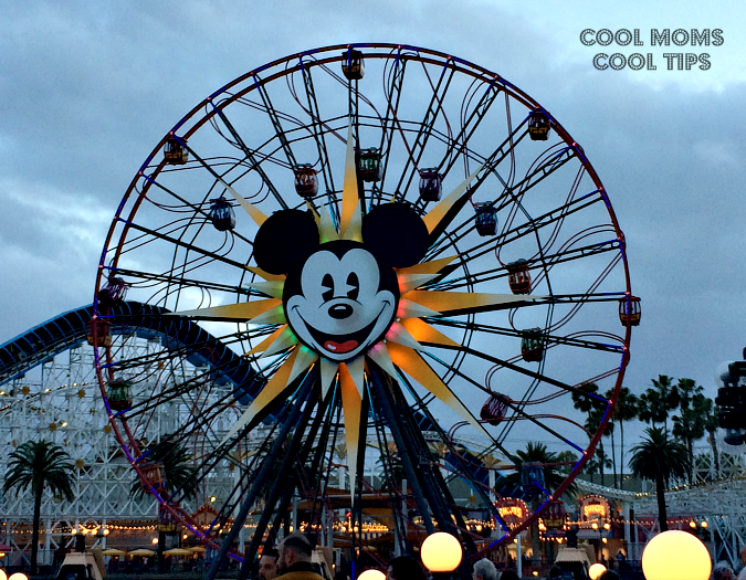 Disney California  Adventure Top 5 Attractions