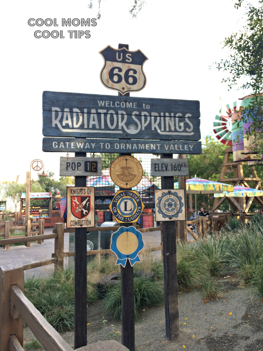 radiator springs- disney-california-adventure-cool-moms-cool-tips
