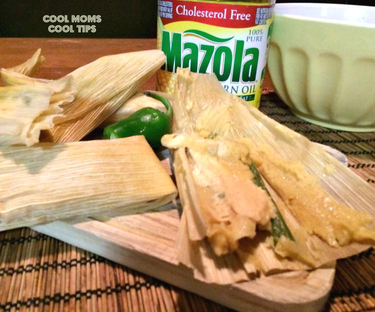tamal-mexicano-cool-moms-cool-tips #ad #MazolaPlatoSano