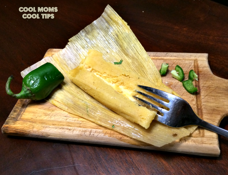 tamal-mexicano-cool-moms-cool-tips #ad