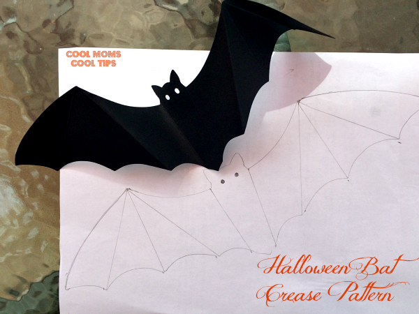 Halloween-bat-crease-pattern-cool-moms-cool-tips