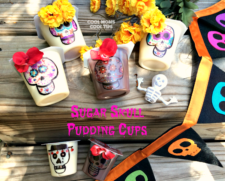 sugar-skulls-pudding-cups-cool-moms-cool-tips #ad #spoonfuloffun