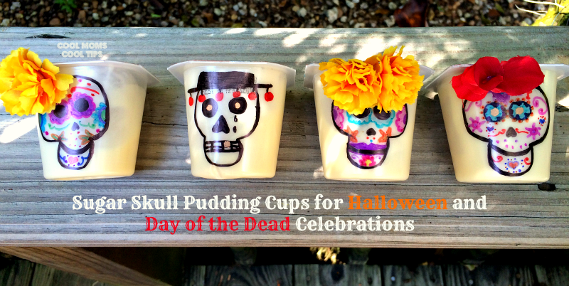 sugar-skulls-pudding-cups-for-halloween-cool-moms-cool-tips #ad #spoonfuloffun