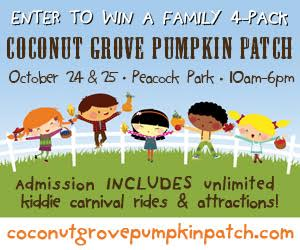 Pumpkin Patch Festival Family Pack Giveaway