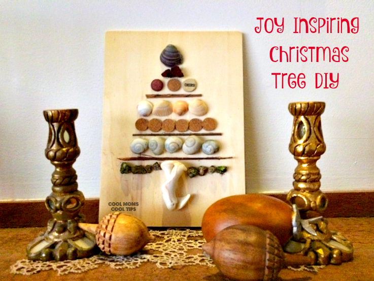 Joy Inspiring Christmas Tree DIY