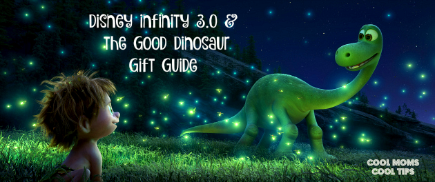 Disney Infinity 3.0 and Disney-Pixar The Good Dinosaur Gift Guide #GoodDinoEvent