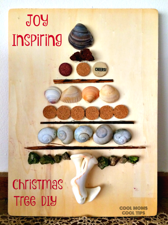 finished-Joy-Inspiring-Christmas-Tree-DIY-cool-moms-cool-tips #ad #sienteglade