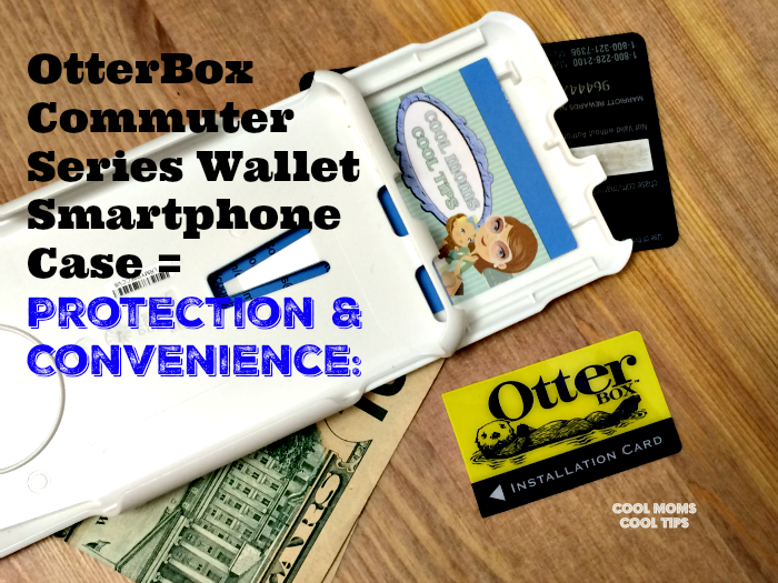 OtterBox case Convenience and Protection