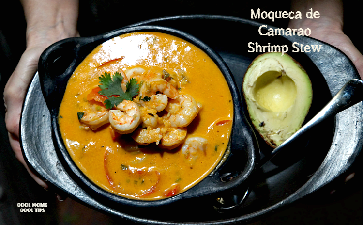 Moqueca de Camarao or Shrimp Stew Recipe