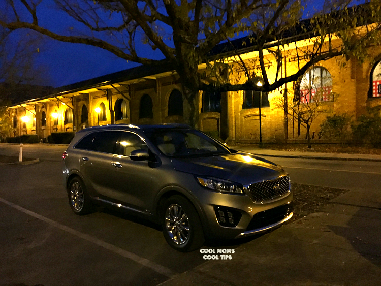 The Stylish and Comfortably Family Friendly Kia Sorento