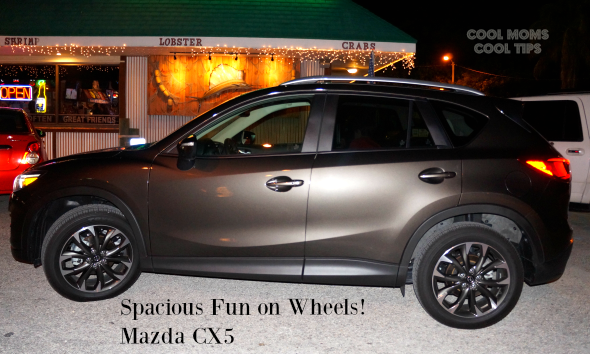 Driving The Mazda CX5
