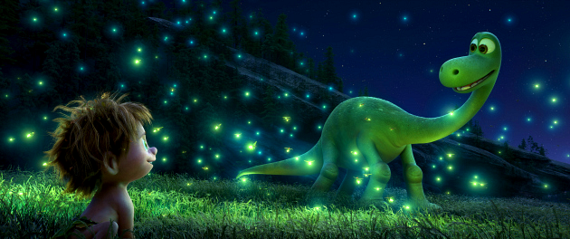 The Good Dinosaur Comes Home! Blue-Ray/DVD Available