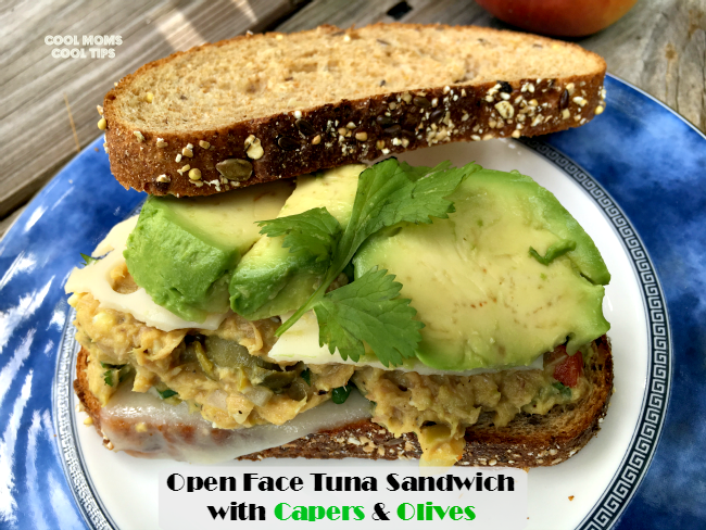 open-face-tuna-sandwich-with-capers-and-olives-cool-moms-cool-tips-view