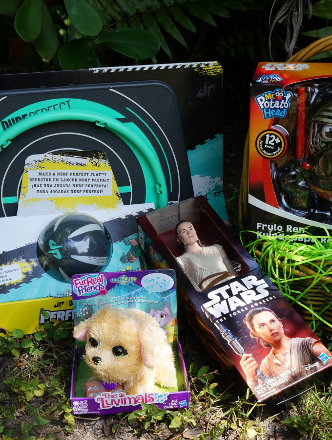 Cool Easter Basket Toys Sure to Please Kids and Parents Alike #PlayLikeHasbro