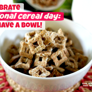 national cereal day cool moms cool tips #ad