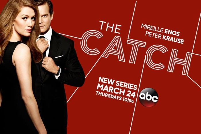 The Catch #ABCTVEvent