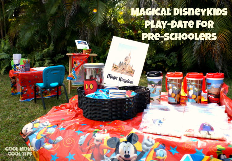 Disneykids playdate for pre-schoolers cool moms cool tips #disneykids
