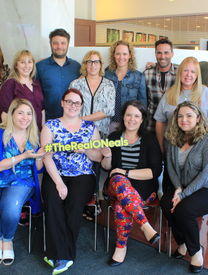 Getting to Know The O'Neal Family on ABC #TheRealOneals #ABCTVEvent