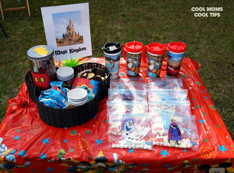 Magic Kindom station #DisneyKids playdate cool moms cool tips
