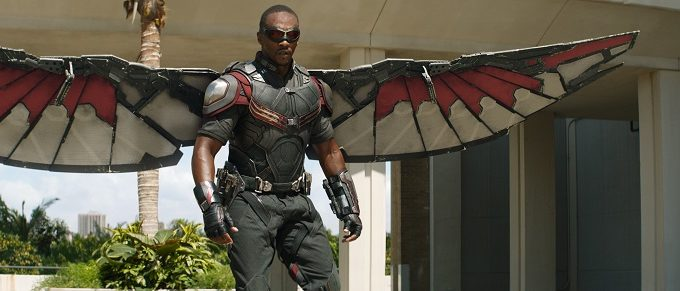 Getting to Know Anthony Mackie and The Falcon #CaptainAmericaEvent #CaptainAmericaCivilWar
