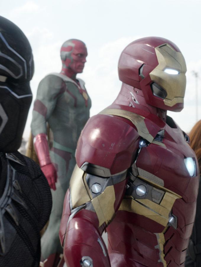 Captain America: Civil War, A Thrilling Clash of Super Forces #CaptainAmericaEvent