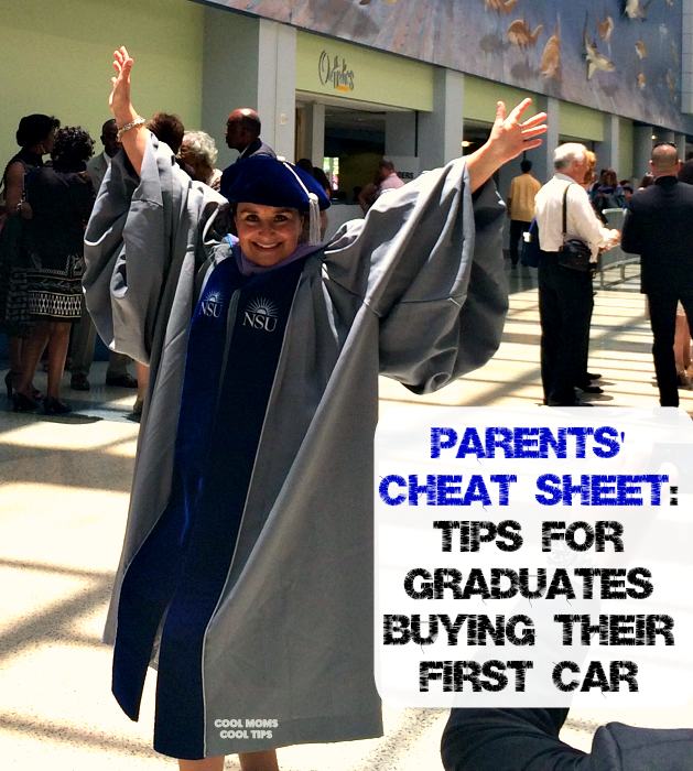 Parents' Cheat Sheet: Tips For Graduates Buying Their First Car