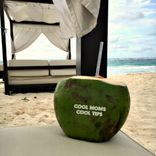 coconut water cool moms cool tips