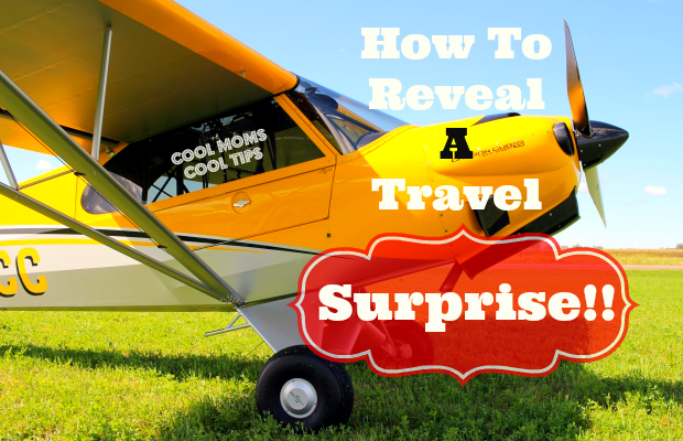How To Reveal A Travel Surprise