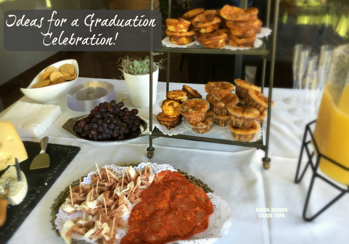 Ideas for A Graduation Celebration