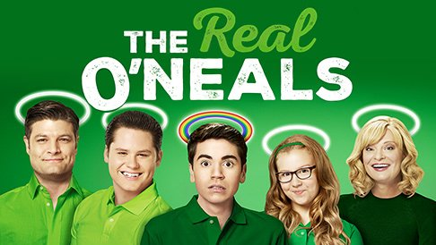 "The Real O'Neals Get Real in ""The Real Retreat"" #ABCTVEvent #TheRealOneals #CaptianAmericaEvent"