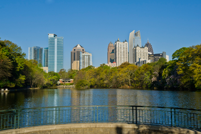 Atlanta For Father's Day – Travel