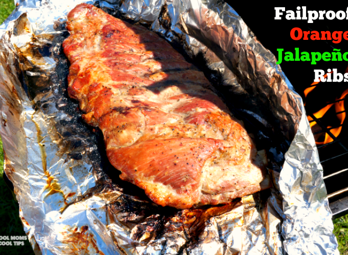 Amazingly Delicious Failproof Orange-Jalapeño Rib Recipe