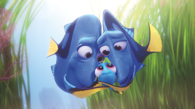 Step back in time and Enjoy the a-Dory-ble Baby Dory!