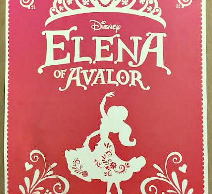 Getting Ready To Celebrate Elena of Avalor – Unboxing #ElenaOfAvalor