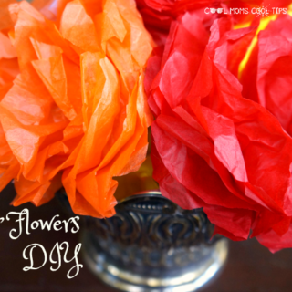 paper flowers diy cool moms cool tips