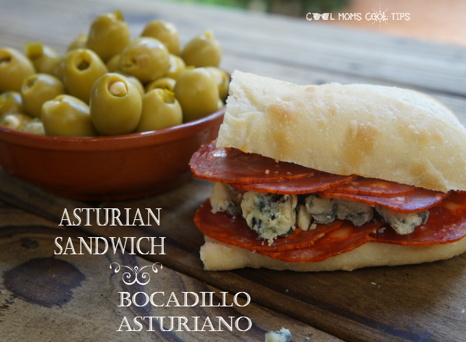 Indulge in The Asturian Sandwich – Bocadillo Asturiano #ShopTheClub #NationalSandwichMonth