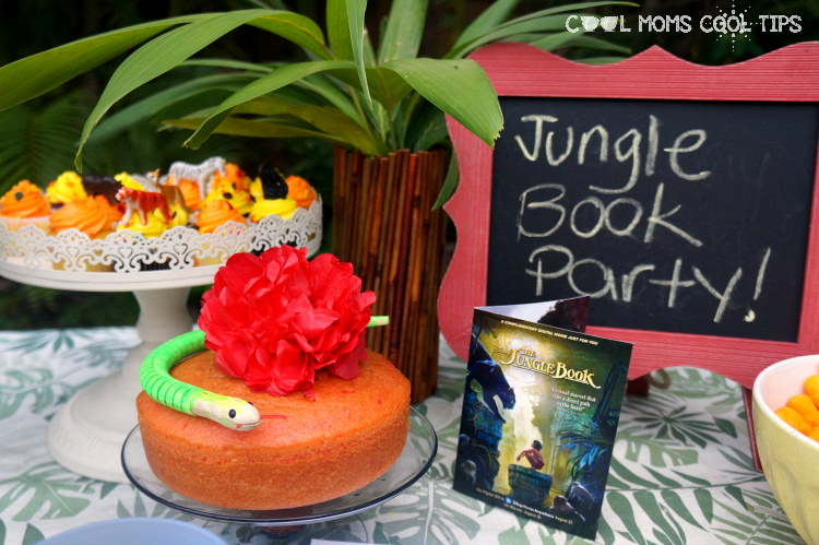 jungle book red flower cake cool moms cool tips