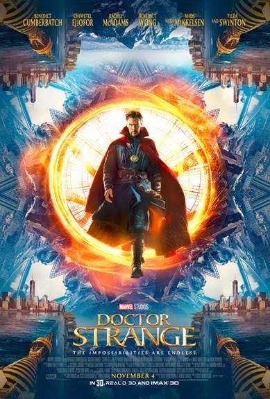 Doctor Strange New Featurette #DoctorStrange