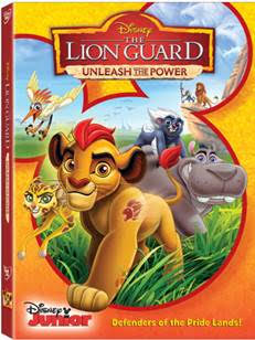 The Lion Guard Is Now on DVD!