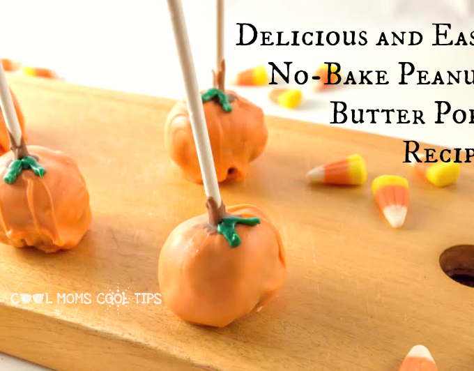 No-Bake Peanut Butter Pops Recipe For Every Celebration