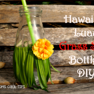 fun-hawaiian-luau-grass-skirt-bottles-diy-cool-moms-cool-tips